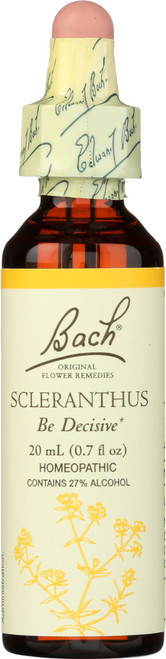 Original Flower Remedy Scleranthus