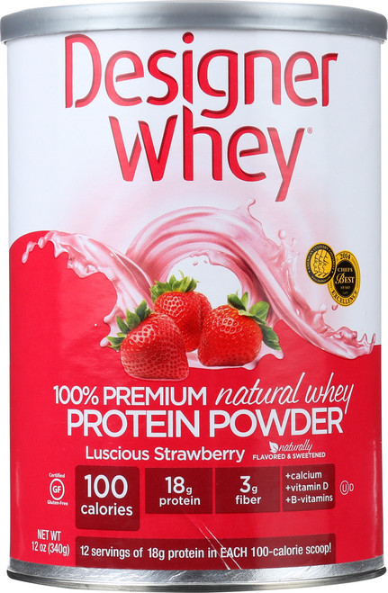 Protein Powder Luscious Strawberry