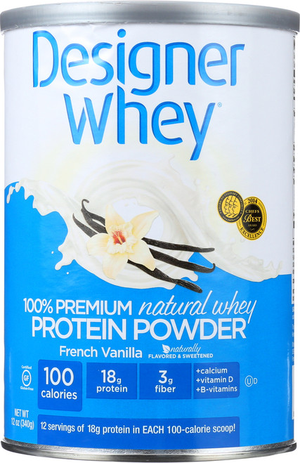 Protein Powder French Vanilla