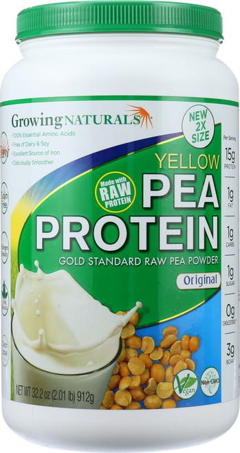 Pea Protein Powder Raw Original