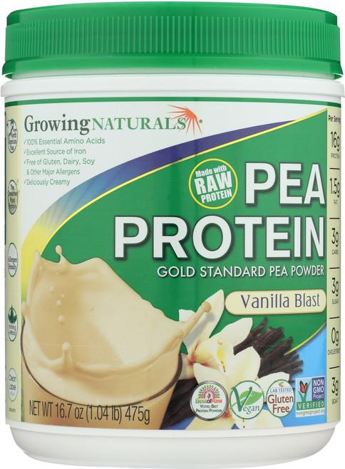 Pea Protein Powder Vanilla