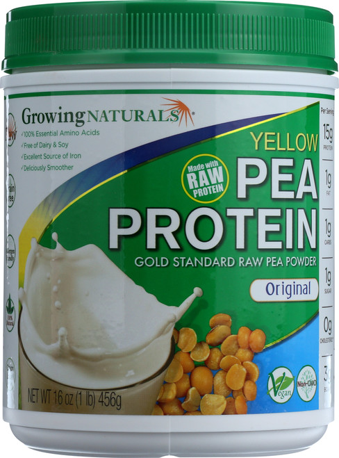 Pea Protein Powder Natural