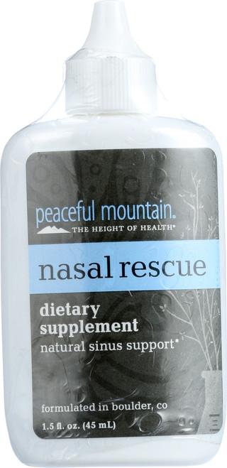 Sinus/Nasal Rescue