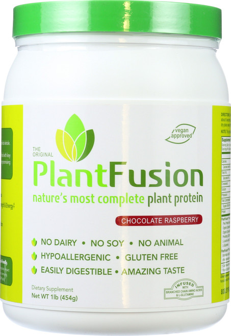 Plantfusion Chocolate Raspberry