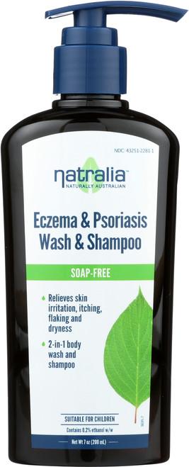 Wash & Shampoo Eczema & Psoriasis