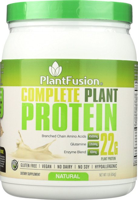 Plantfusion Complete - Unflavored