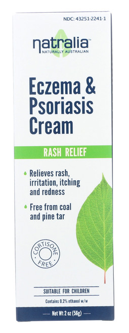 Cream Eczema & Psoriasis