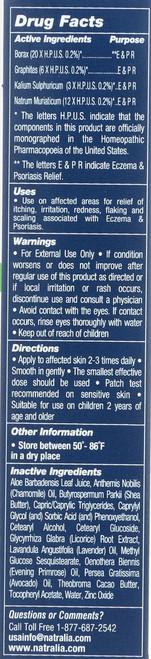 Cream Eczema & Psoriasis 2 Ounce 56 Gram