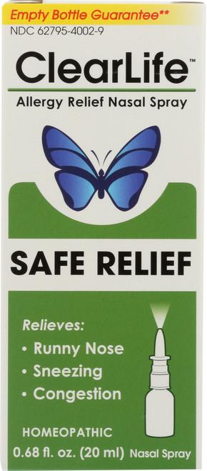 Allergy Clearlife™ Allergy Nasal Spray