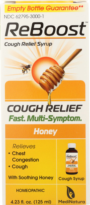 Cold / Flu Reboost Cough Relief Syrup