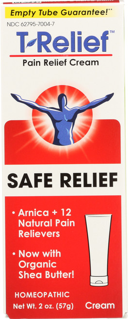 T-Relief™ Pain Relief Cream