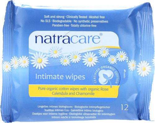 Intimate Cotton Wipes