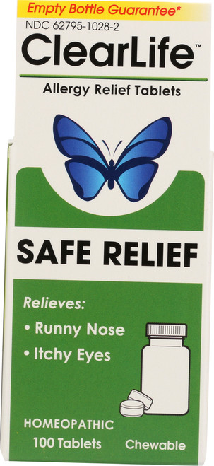 Allergy Clearlife™ Allergy Tablets