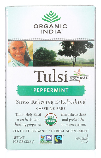 Tulsi Tea Peppermint
