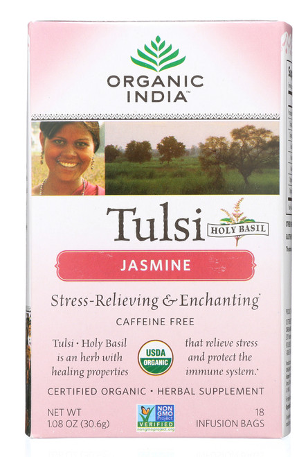 Tulsi Tea Jasmine