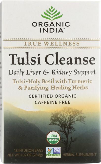 Wellness Tea Tulsi Cleanse