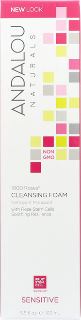 Cleansing Foam 1000 Roses