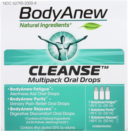 Bodyanew Multipack Oral Drops