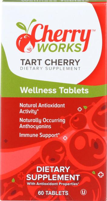 Tart Cherry Wellness Tablets
