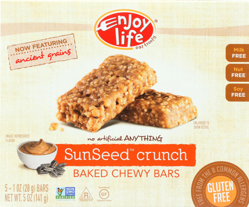 Baked Chewy Bars Sunseed™ Crunch