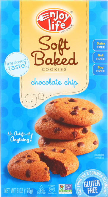 Cookie Chocolate Chip Soft Baked
