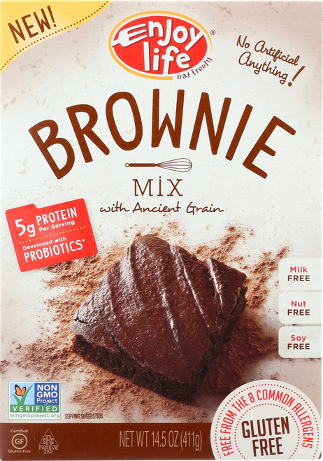 Brownie Mix With Ancient Grain
