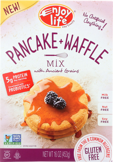 Pancake & Waffle Mix With Ancient Grains