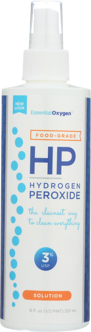 Hydrogen Peroxide 3% Food Grade