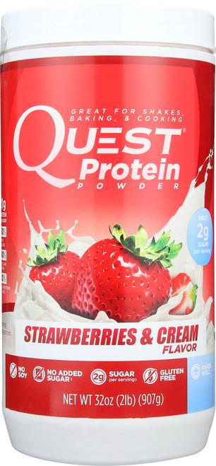 Milkshake Mix Strawberry&Crm