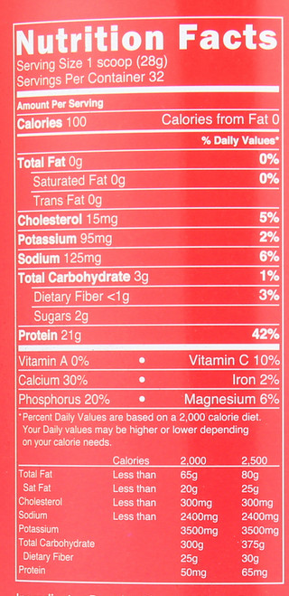Milkshake Mix Strawberry&Crm  32 Ounce 2 Pound