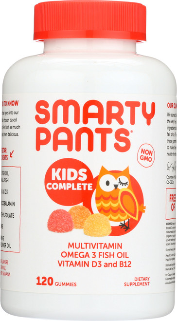 Kids Complete Strawberry Banana, Lemon, Orange