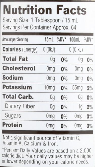 "Apple Cider Vinegar With ""Mother"" 32 Fluid Ounce 946 Ml"