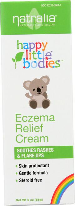 Happy Little Bodies Cream Eczema Relief