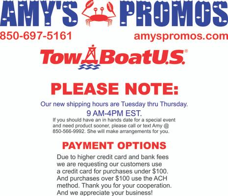 Amy's Promos