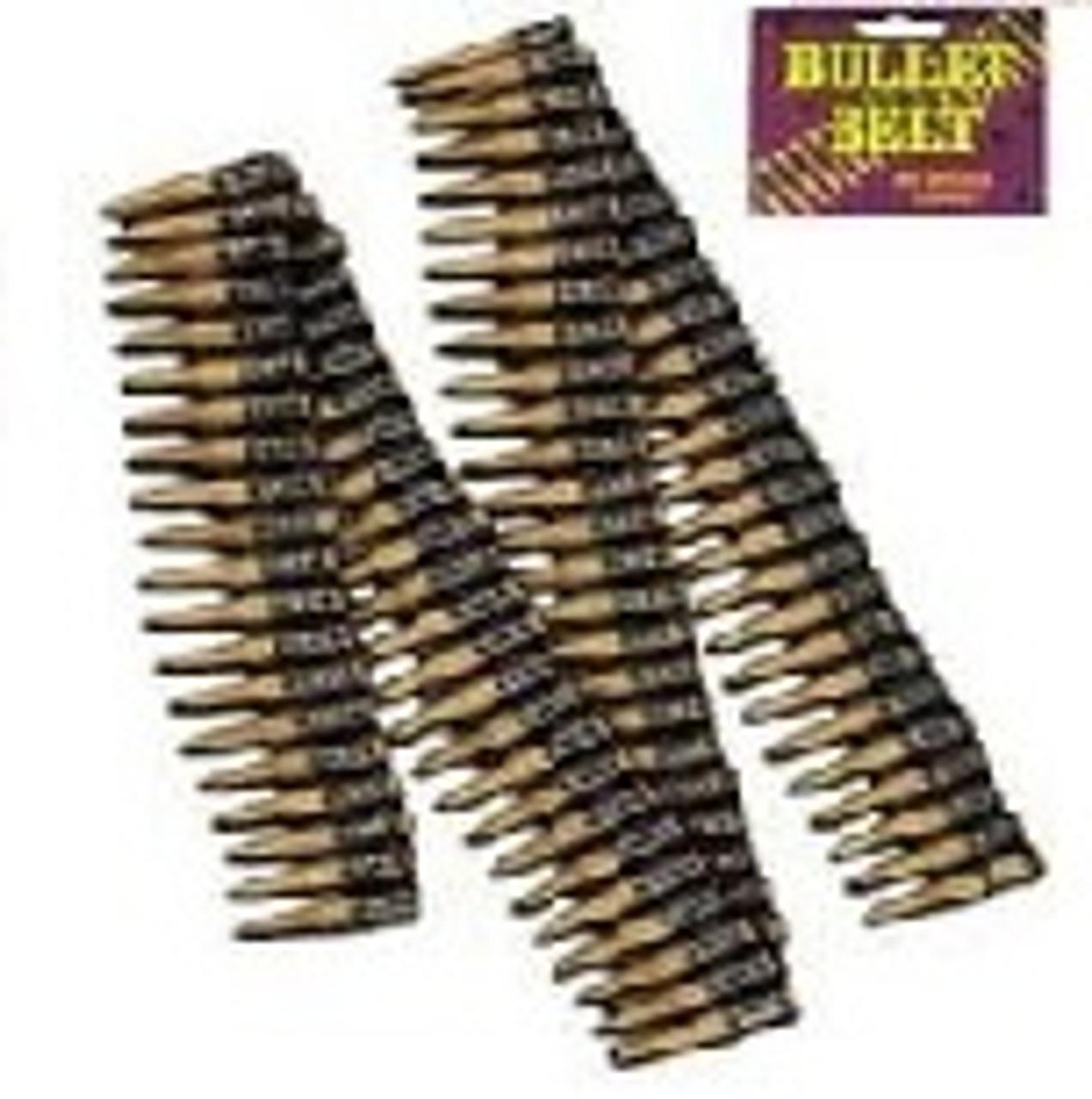 Bullet Belts & Jewelry