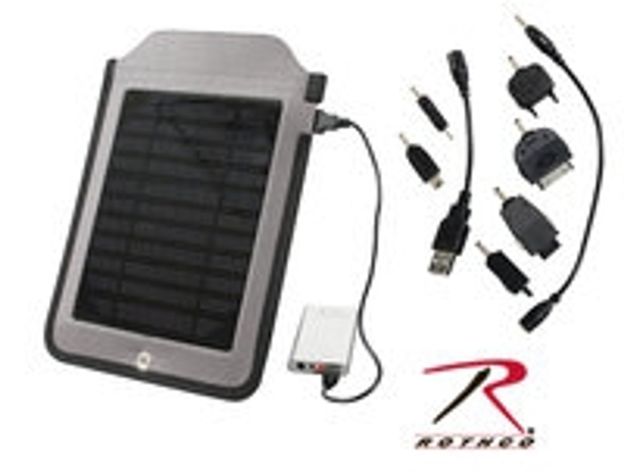 Solar Chargers & Power