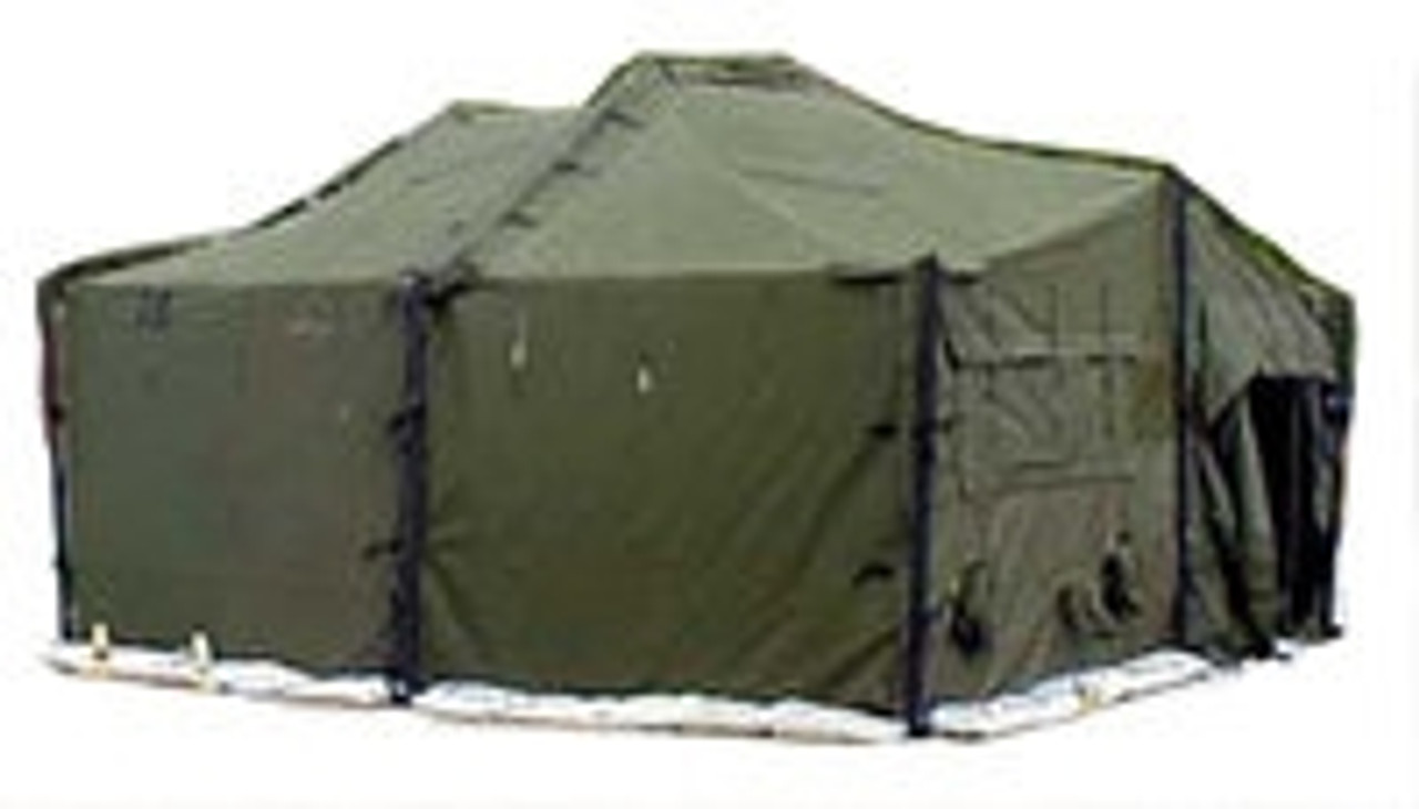 Military Tents & Stoves