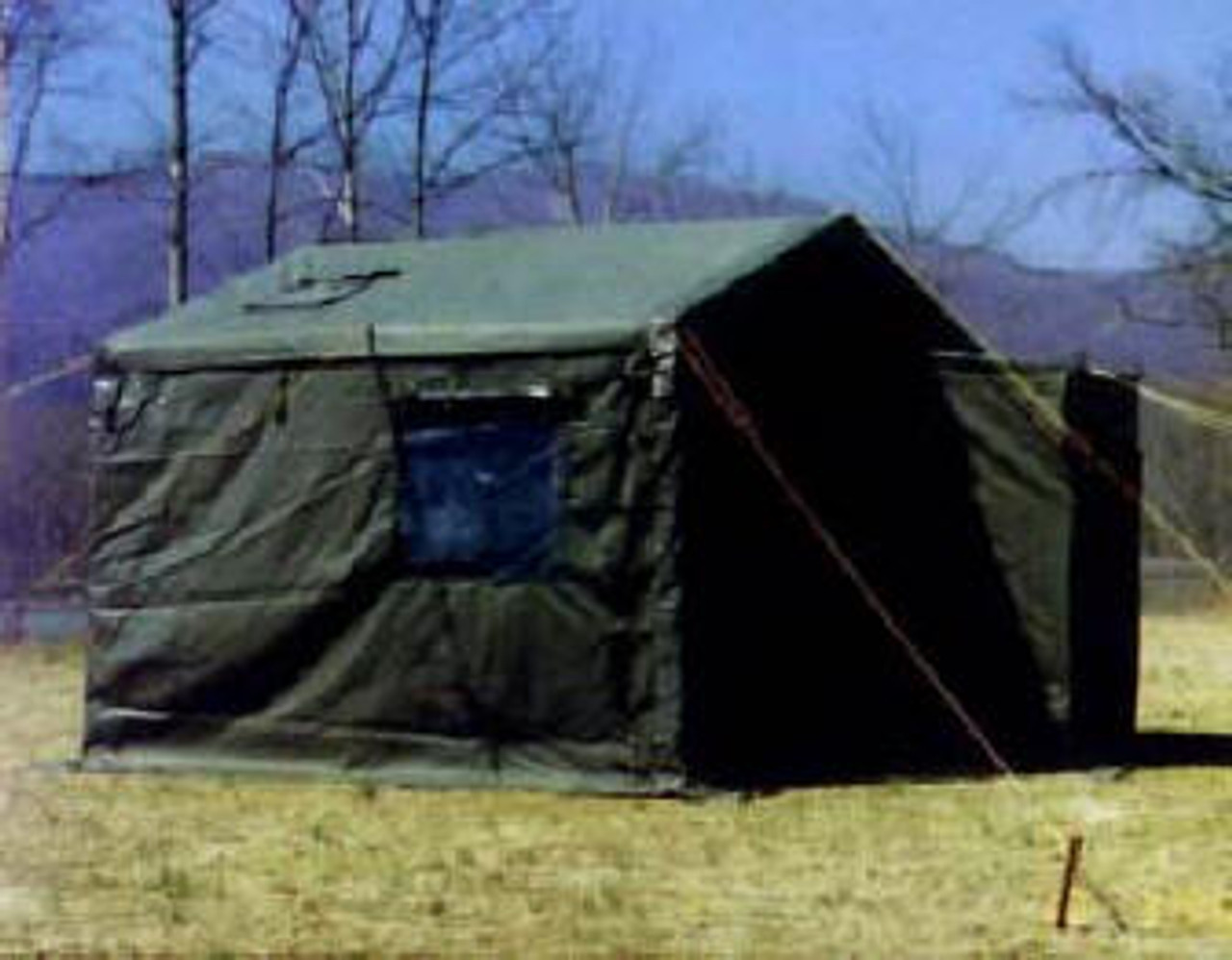 Modular Command Post System Tent (MCPS)