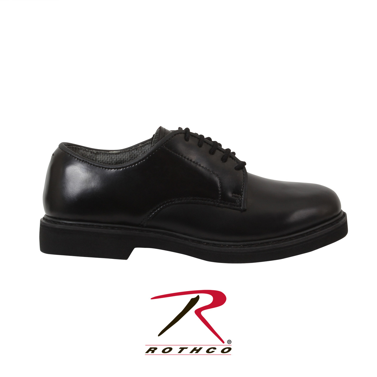 Military Uniform Oxford Leather Shoes - Hero Outdoors 8a7d511459f