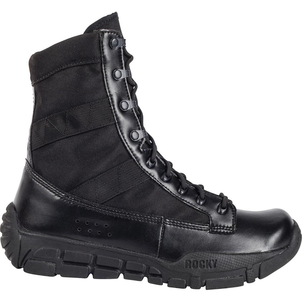 f89f666fae7 Rocky C4T Military Inspired Duty Boot