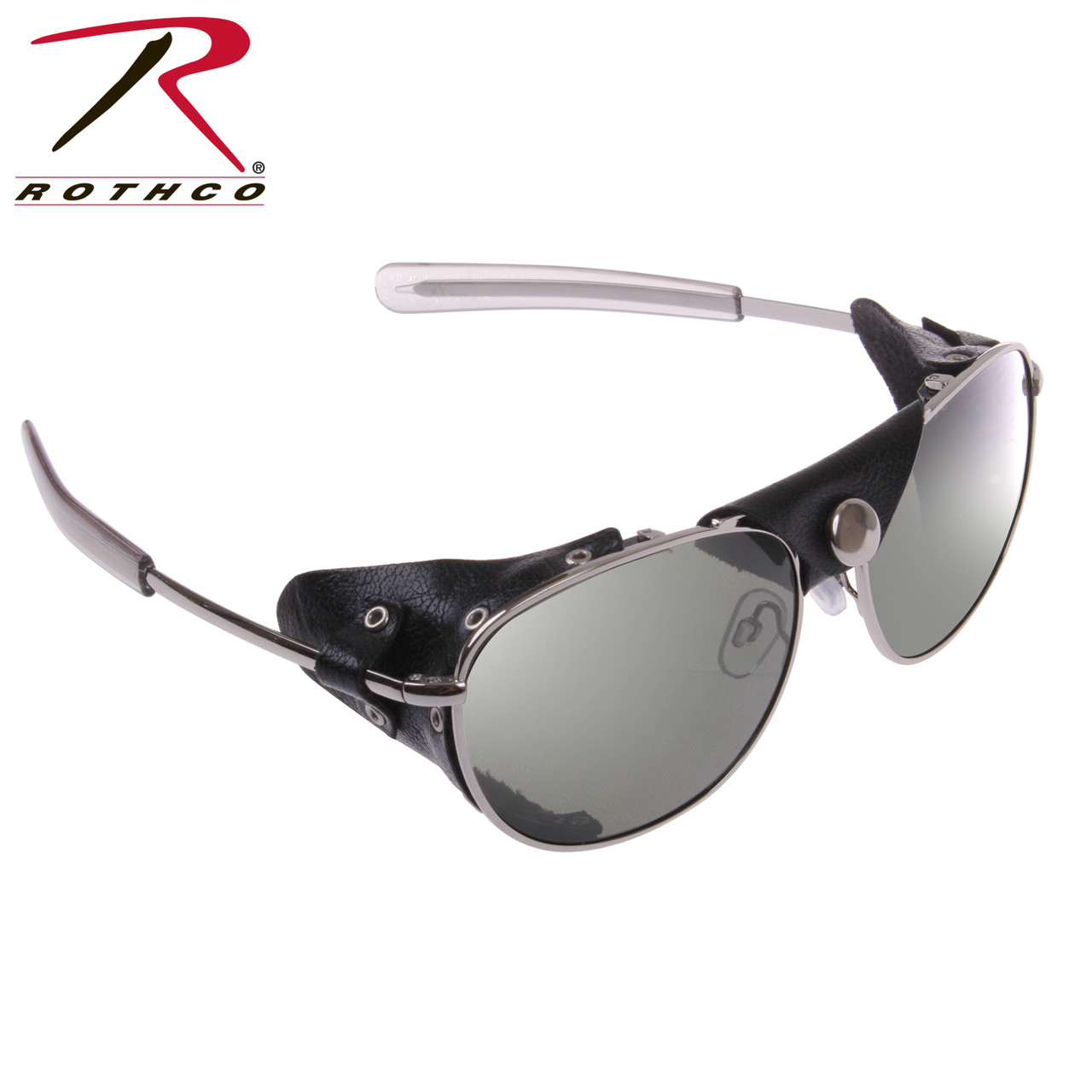 544c4332f9e Tactical Aviator Sunglasses w Wind Guards - Hero Outdoors