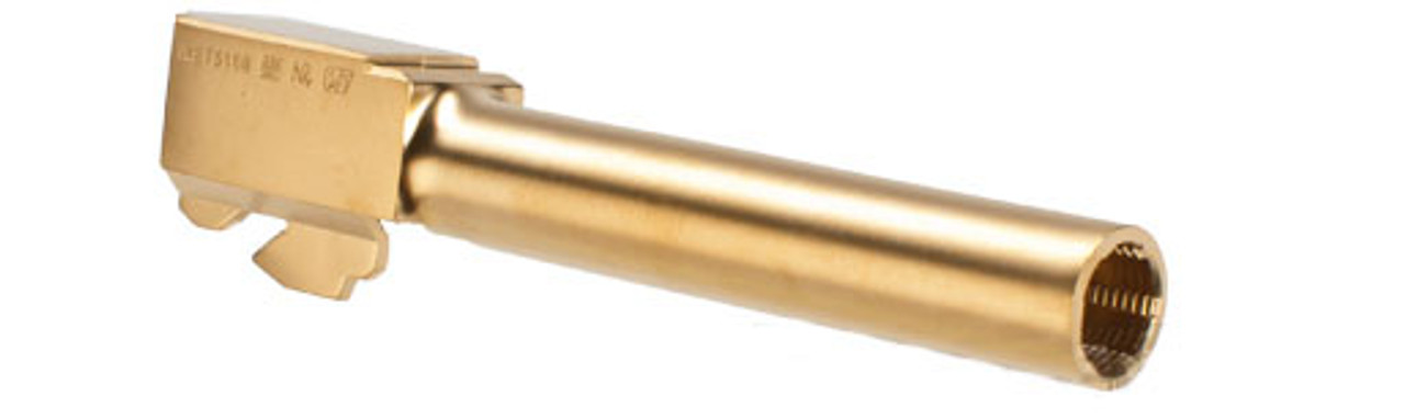 Airsoft WE-Tech Metal Outer Barrel For WE18//WE17 G Series Pistols