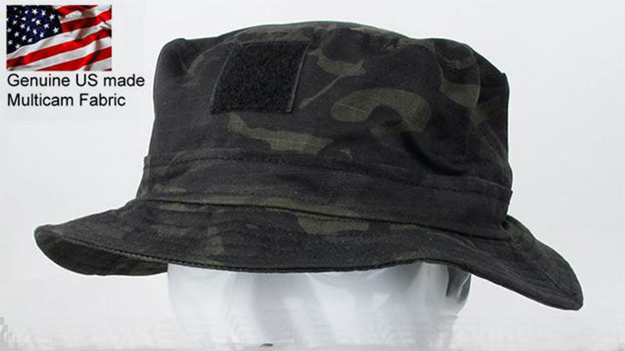 21cc13ceb8f Rasputin Camouflage Bucket Hat - Multicam Black - Hero Outdoors