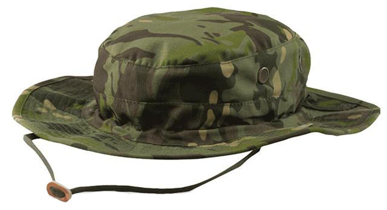 Tru-Spec Tactical Response Uniform Boonie Hat - Multicam Tropic ... b89c8e7748d0