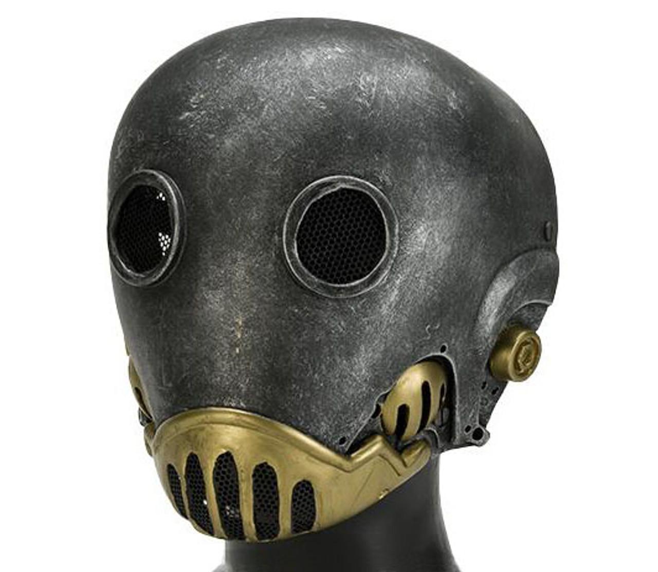 Custom Fiberglass Face Mask - BD8857