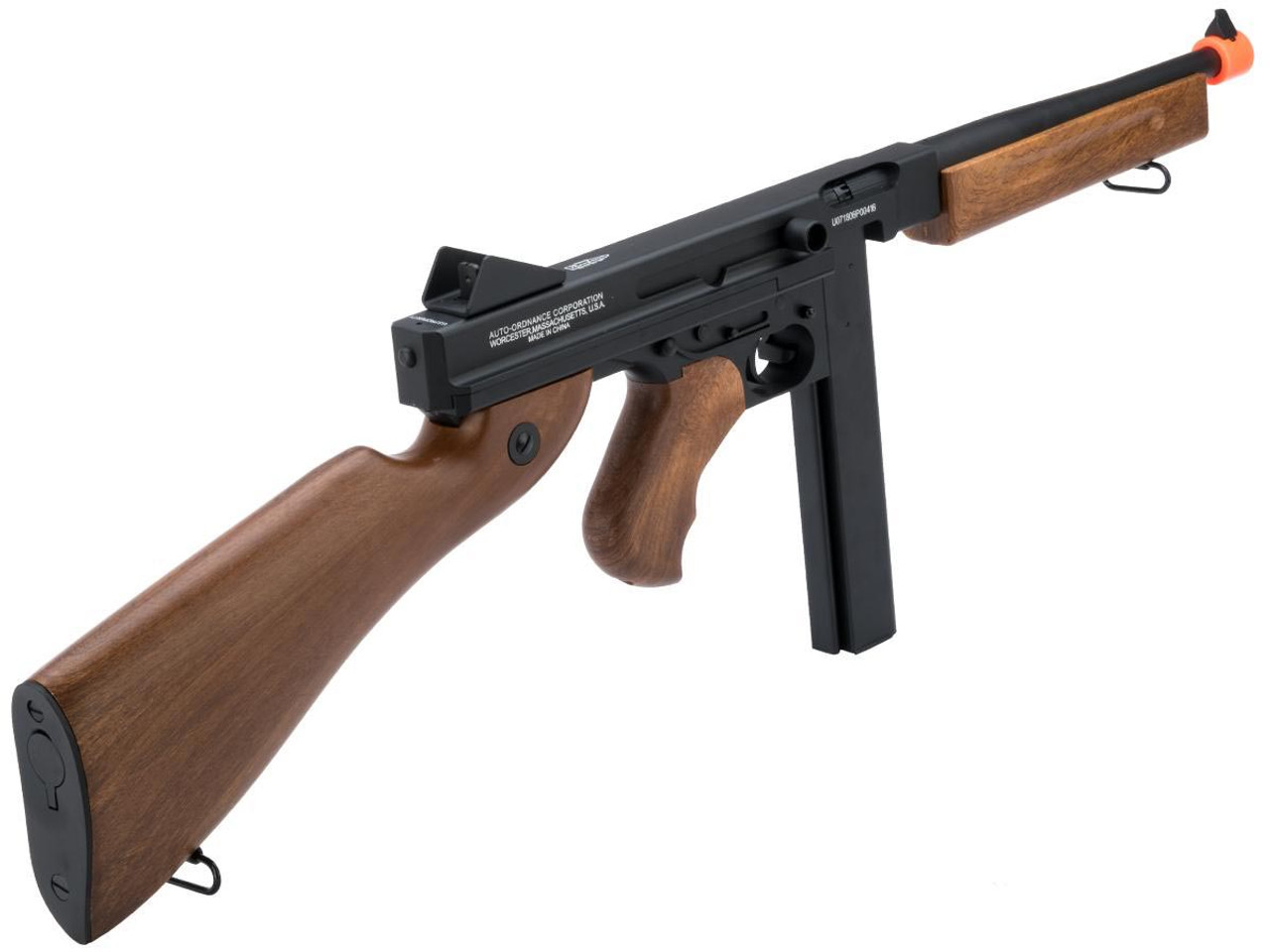 King Arms Thompson M1A1 -Combo
