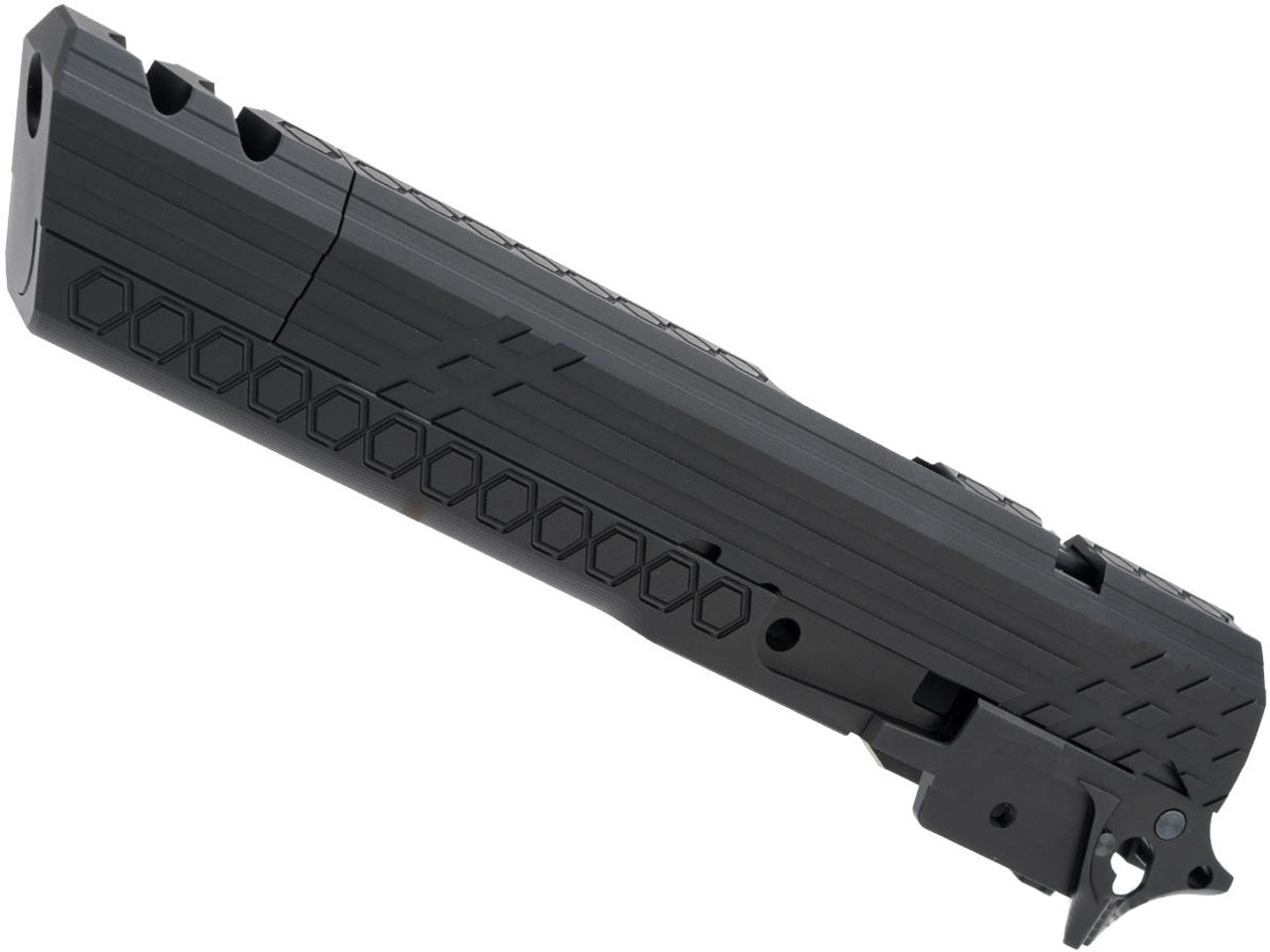 Airsoft Masterpiece Smoking Hole Open Kit for Tokyo Marui Hi-Capa Airsoft  Pistols (Color: Black)