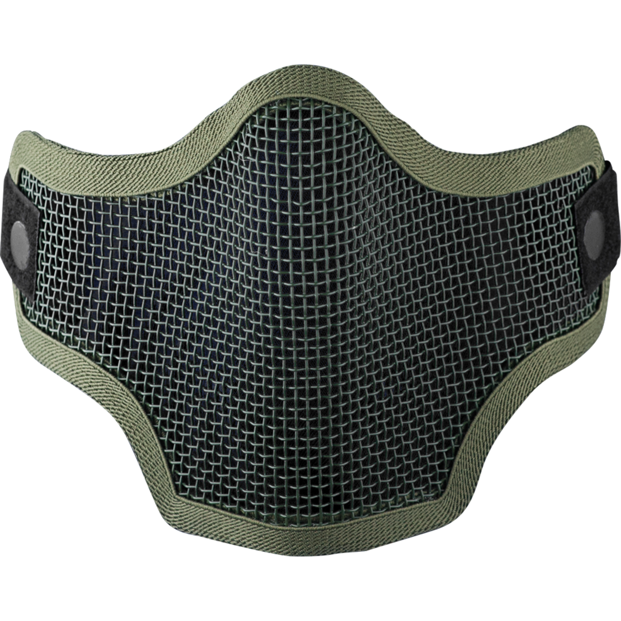 0778f38f416 Valken Tactical 2G Wire Mesh Tactical Mask - Green - Hero Outdoors