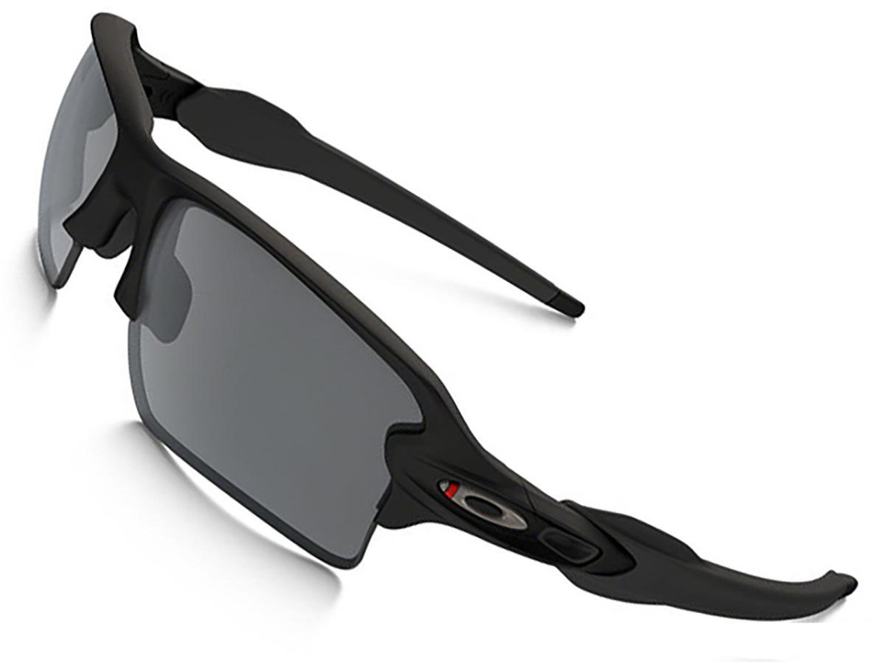 2e4ca55e1a Oakley Flak Jacket 2.0 XL with Black Iridium Lenses - Thin Red Line ...
