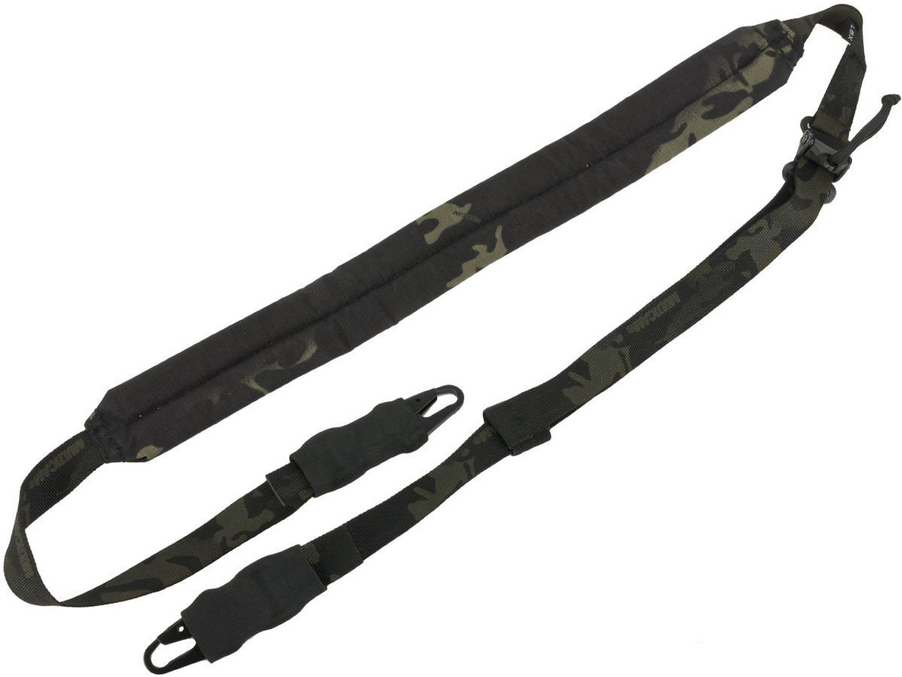 7402a974bab LBX Tactical 2 Point Combat Sling (Color  Multicam Black) - Hero Outdoors